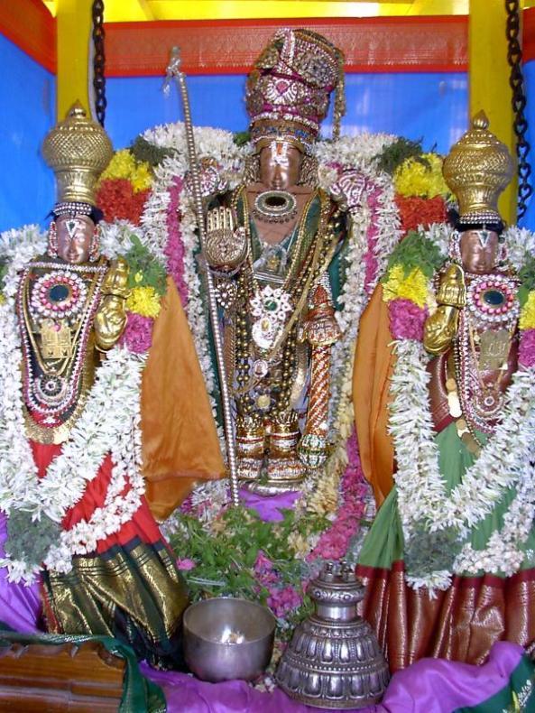 Thirunindravur Bhaktavatsalan